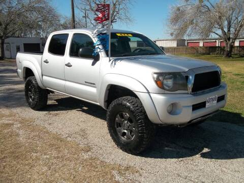 2005 Toyota Tacoma for sale at Hartman's Auto Sales in Victoria TX