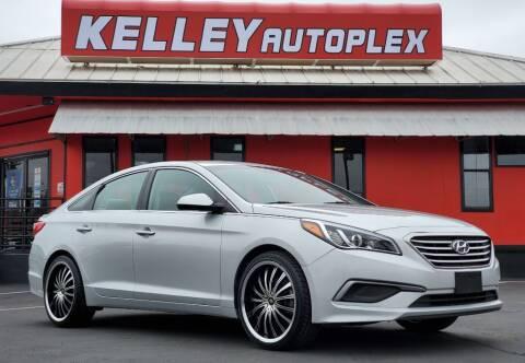 2016 Hyundai Sonata for sale at Kelley Autoplex in San Antonio TX