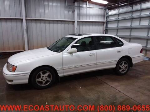 1998 Toyota Avalon for sale at East Coast Auto Source Inc. in Bedford VA