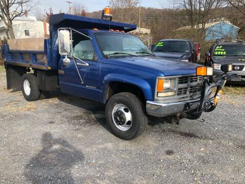 1997 Chevrolet C/K 3500 Series for sale at George's Used Cars Inc in Orbisonia PA