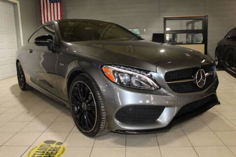 2018 Mercedes-Benz C-Class for sale at SHAFER AUTO GROUP in Columbus OH