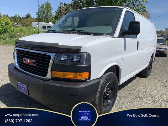 2017 GMC Savana Cargo for sale in Sequim, WA