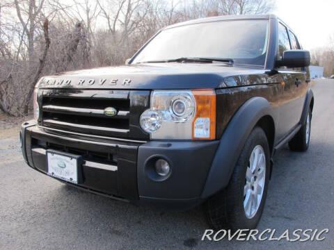2005 Land Rover LR3 for sale at Isuzu Classic in Cream Ridge NJ