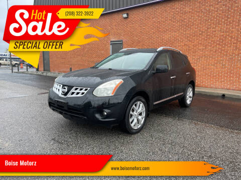 2012 Nissan Rogue for sale at Boise Motorz in Boise ID