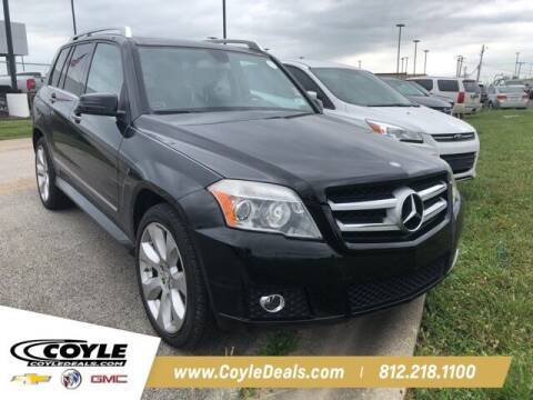 2010 Mercedes-Benz GLK for sale at COYLE GM - COYLE NISSAN - New Inventory in Clarksville IN