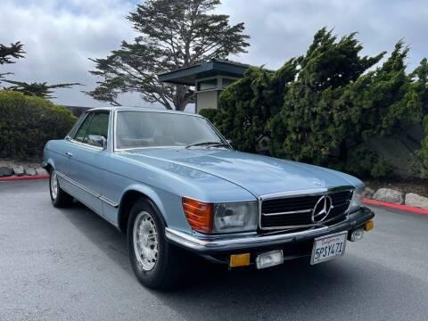 1974 Mercedes-Benz 450-Class for sale at Dodi Auto Sales in Monterey CA