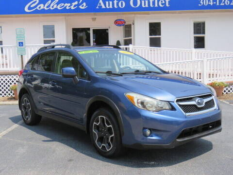 2013 Subaru XV Crosstrek for sale at Colbert's Auto Outlet in Hickory NC