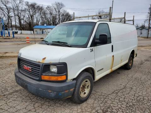 2004 GMC Savana Cargo for sale at Affordable Auto Sales & Service in Barberton OH