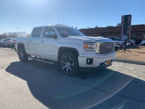 2015 GMC Sierra 1500 for sale at Freedom Auto Sales in Anchorage AK