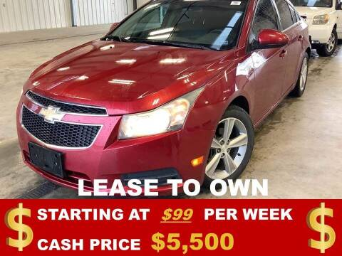 2012 Chevrolet Cruze for sale at Auto Mart USA in Kansas City MO