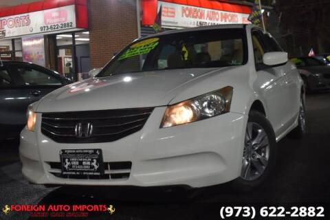 2011 Honda Accord for sale at www.onlycarsnj.net in Irvington NJ
