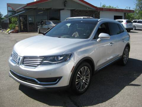 2016 Lincoln MKX for sale at Import Auto Connection in Nashville TN