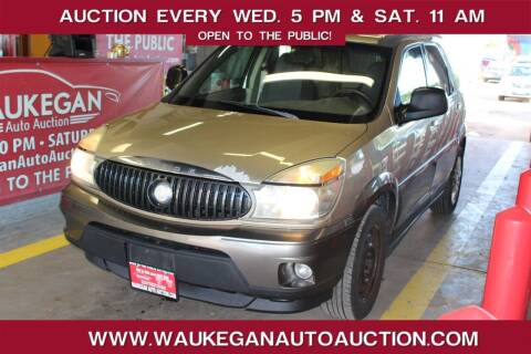 2005 Buick Rendezvous for sale at Waukegan Auto Auction in Waukegan IL