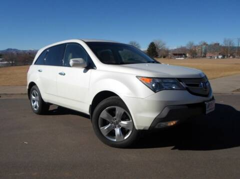 2009 Acura MDX for sale at Nations Auto in Lakewood CO