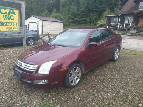 2006 Ford Fusion for sale at Seneca Motors, Inc. (Seneca PA) - SHIPPENVILLE, PA LOCATION in Shippenville PA
