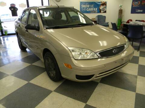 2006 Ford Focus for sale at Lindenwood Auto Center in St.Louis MO