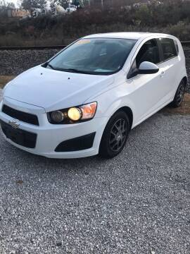 2013 Chevrolet Sonic for sale at Conner Motors in Rocky Top TN