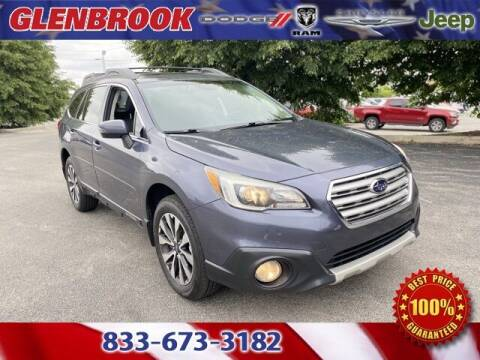 2016 Subaru Outback for sale at Glenbrook Dodge Chrysler Jeep Ram and Fiat in Fort Wayne IN
