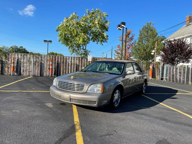 2004 Cadillac DeVille for sale at True Automotive in Cleveland OH