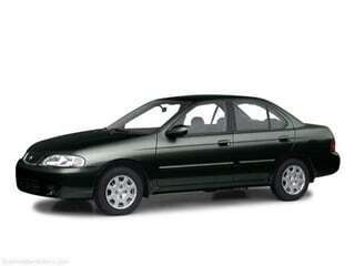 2001 Nissan Sentra for sale at Winchester Mitsubishi in Winchester VA