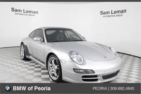 2005 Porsche 911 for sale at BMW of Peoria in Peoria IL