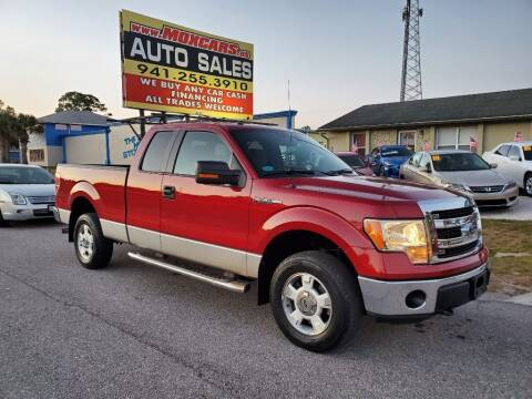 2013 Ford F-150 for sale at Mox Motors in Port Charlotte FL