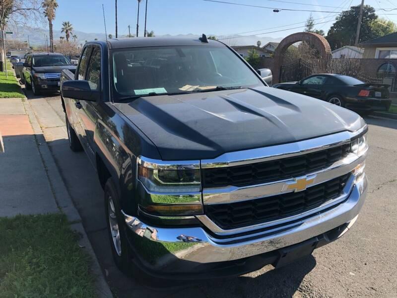 2018 Chevrolet Silverado 1500 for sale at RAJ Auto Repair & Sales in San Jose CA
