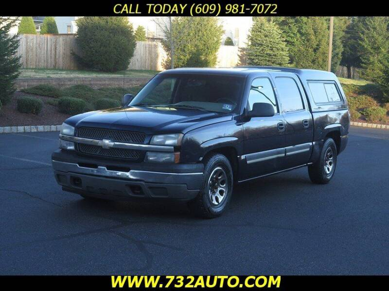 2005 Chevrolet Silverado 1500 for sale at Absolute Auto Solutions in Hamilton NJ