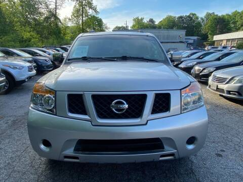 2010 Nissan Armada for sale at Car Online in Roswell GA