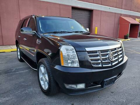 2007 Cadillac Escalade for sale at U.S. Auto Group in Chicago IL