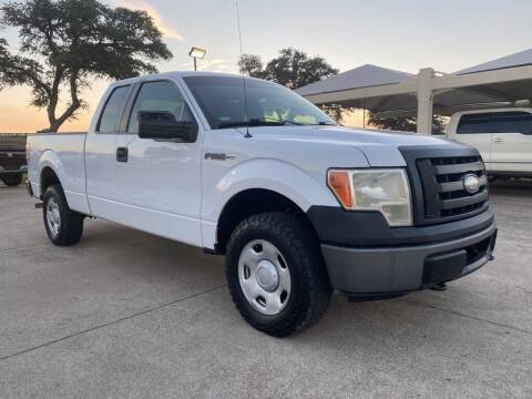 2009 Ford F-150 for sale at Thornhill Motor Company in Hudson Oaks, TX