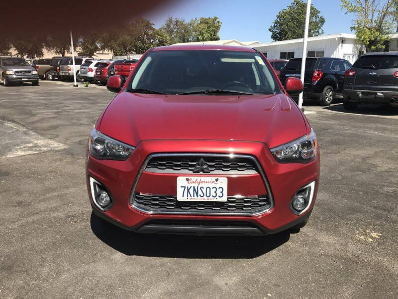 2015 Mitsubishi Outlander Sport for sale at EXPRESS CREDIT MOTORS in San Jose CA