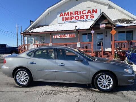 2008 Buick LaCrosse for sale at American Imports INC in Indianapolis IN