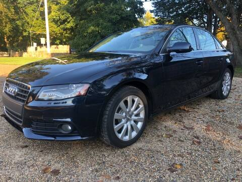 2011 Audi A4 for sale at Beverly Farms Motors in Beverly MA