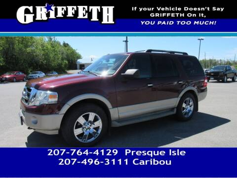 2010 Ford Expedition for sale at Griffeth Mitsubishi - Pre-owned in Caribou ME