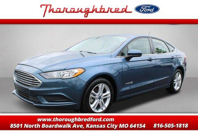 2018 Ford Fusion Hybrid for sale in Kansas City, MO
