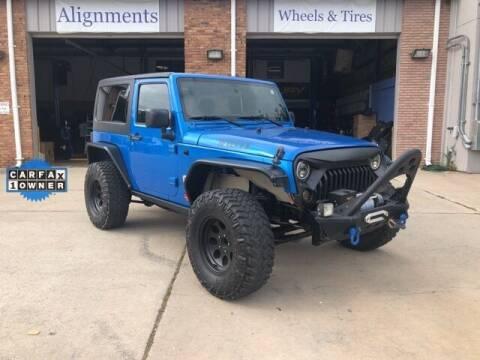 2015 Jeep Wrangler for sale at Wilson Autosports LLC in Fort Walton Beach FL