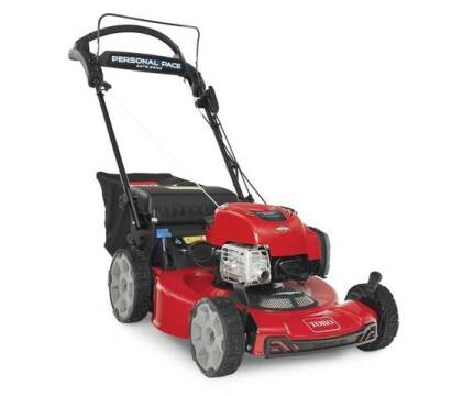 2021 Toro Recycler Personal Pace