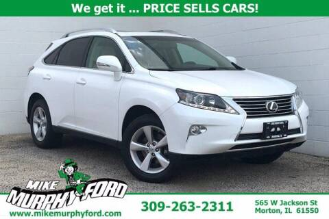 2015 Lexus RX 350 for sale at Mike Murphy Ford in Morton IL