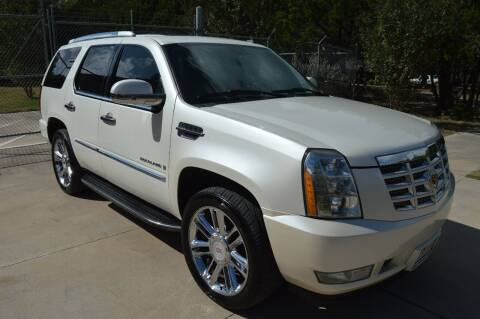 2008 Cadillac Escalade for sale at Coleman Auto Group in Austin TX