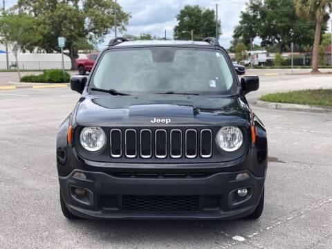 2015 Jeep Renegade for sale at Carlando in Lakeland FL