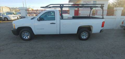 2012 Chevrolet Silverado 1500 for sale at ACE AUTO SALES in Lake Havasu City AZ
