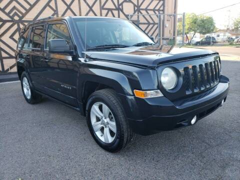 2011 Jeep Patriot for sale at Used Car Showcase in Phoenix AZ