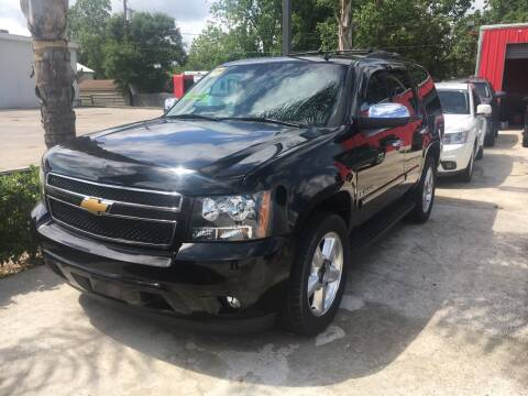 2008 Chevrolet Tahoe for sale at PICAZO AUTO SALES in South Houston TX