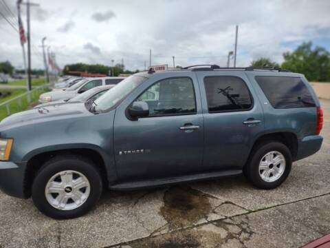 2009 Chevrolet Tahoe for sale at BIG 7 USED CARS INC in League City TX