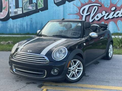 2011 MINI Cooper for sale at Palermo Motors in Hollywood FL
