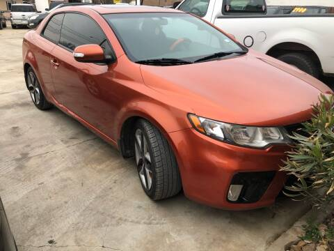 2010 Kia Forte Koup for sale at Texas Auto Broker in Killeen TX
