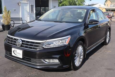 2017 Volkswagen Passat for sale at Randal Auto Sales in Eastampton NJ
