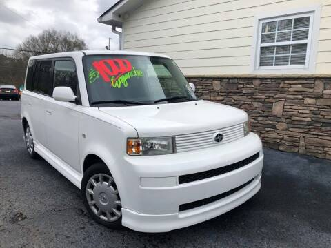 2006 Scion xB for sale at No Full Coverage Auto Sales in Austell GA