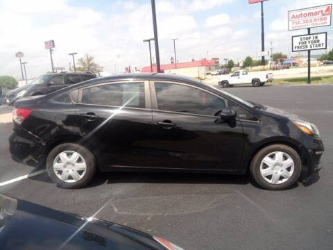 2017 Kia Rio for sale at Automart 150 in Council Bluffs IA